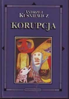 Okładka książki Korupcja
