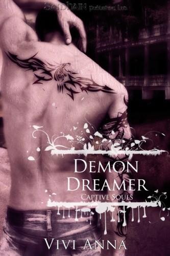 Okładka książki Demon Dreamer