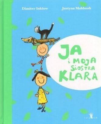 Okładka książki Ja i moja siostra Klara