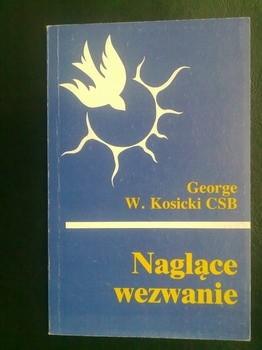 Okładka książki Naglące wezwanie.