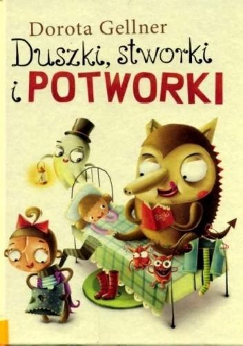 Okładka książki Duszki, stworki i potworki