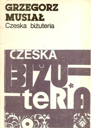 Okładka książki Czeska biżuteria