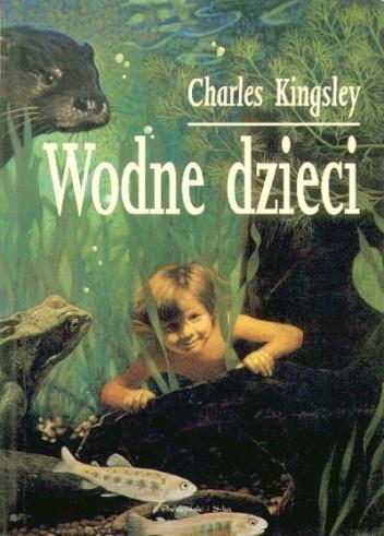 Okładka książki Wodne dzieci