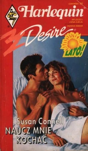 Okładka książki Naucz mnie kochać