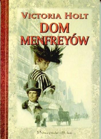 Okładka książki Dom Menfreyów