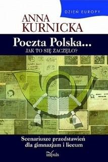 Okładka książki Dzień Europy. Poczta Polska... Jak to się zaczęło?
