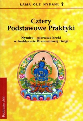 Okładka książki Cztery Podstawowe Praktyki