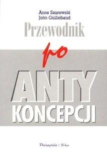 Okładka książki Przewodnik po antykoncepcji