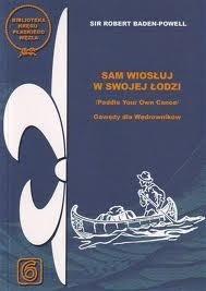 Okładka książki Sam wiosłuj w swojej łodzi