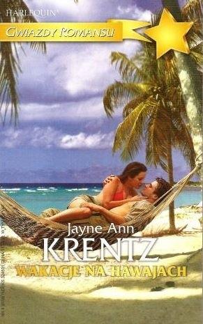 Okładka książki Wakacje na Hawajach