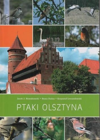 Okładka książki Ptaki Olsztyna
