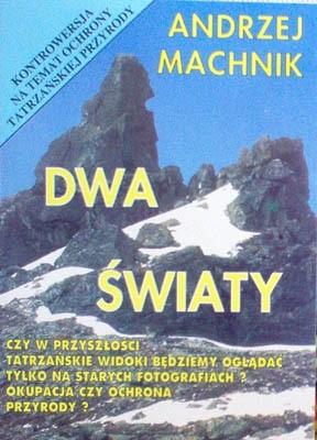 Okładka książki Dwa światy