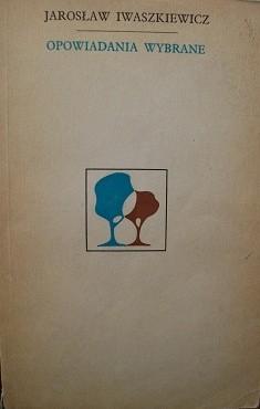 Okładka książki Opowiadania wybrane