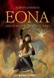 Okładka książki Eona. Ostatni lord Smocze Oko