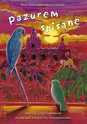 Okładka książki Pazurem spisane