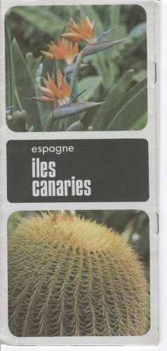 Okładka książki Espagne. Îles Canaries