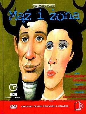 Okładka książki Mąż i Żona