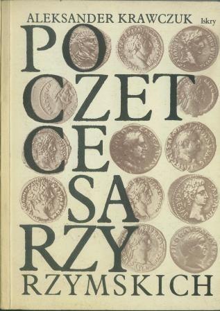 Okładka książki Poczet cesarzy rzymskich. Pryncypat