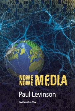 Okładka książki Nowe nowe media