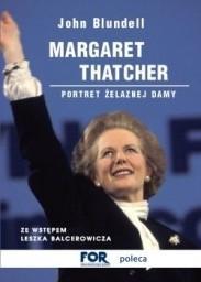 Okładka książki Margaret Thatcher. Portret Żelaznej Damy