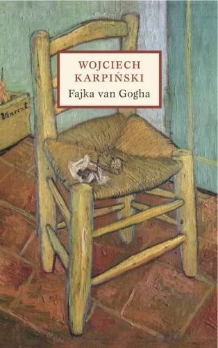 Okładka książki Fajka van Gogha