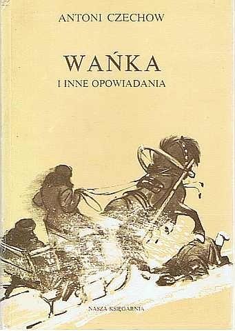 Okładka książki Wańka i inne opowiadania