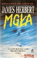 Okładka książki Mgła
