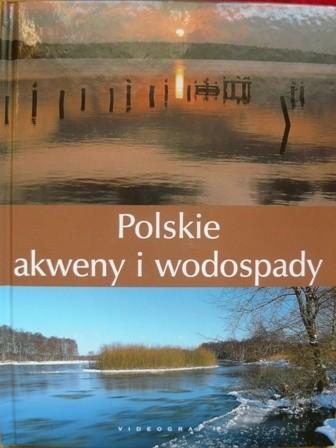 Okładka książki Polskie akweny i wodospady