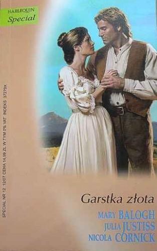Okładka książki Garstka złota