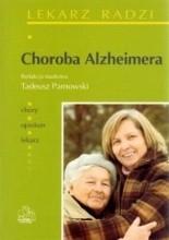 Okładka książki Choroba Alzheimera