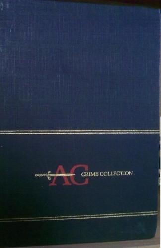 Okładka książki Agatha Christie. Crime collection.