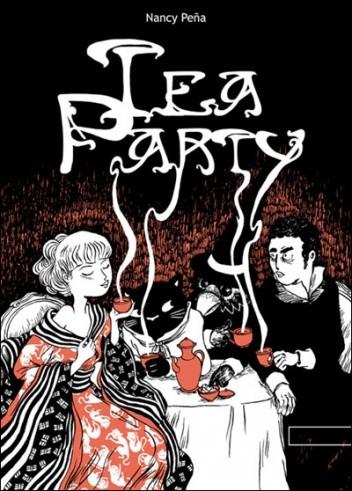 Okładka książki Tea Party