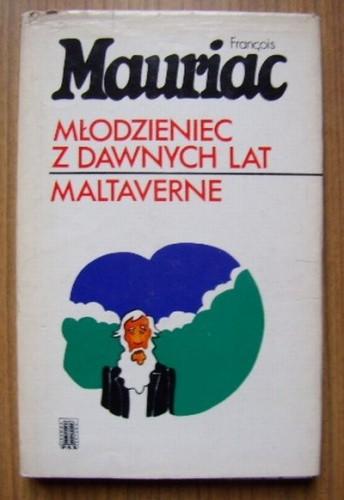 Okładka książki Młodzieniec z dawnych lat. Maltaverne