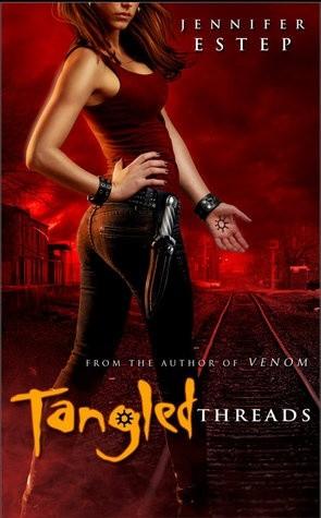 Okładka książki Tangled Threads