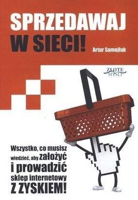 Okładka książki Sprzedawaj w sieci