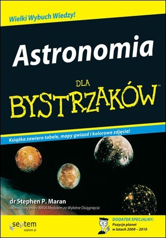Maran S. - Astronomia dla bystrzak�w