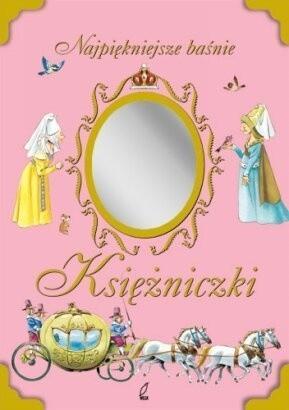 Okładka książki Księżniczki. Najpiękniejsze baśnie