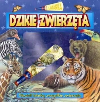 Okładka książki Dzikie zwierzęta