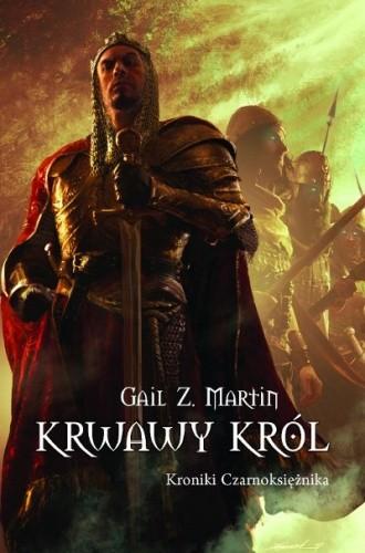 Okładka książki Krwawy Król