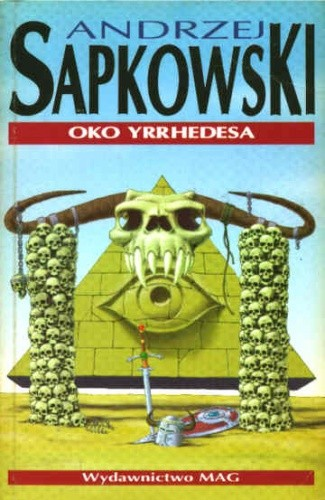 Okładka książki Oko Yrrhedesa