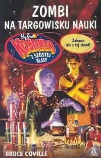 Okładka książki Zombi na targowisku nauki