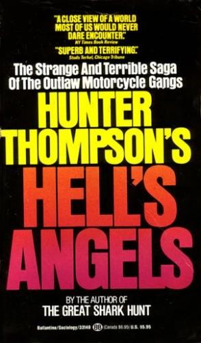 Okładka książki Hell's Angels