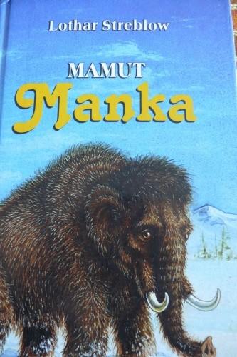 Okładka książki Mamut Manka