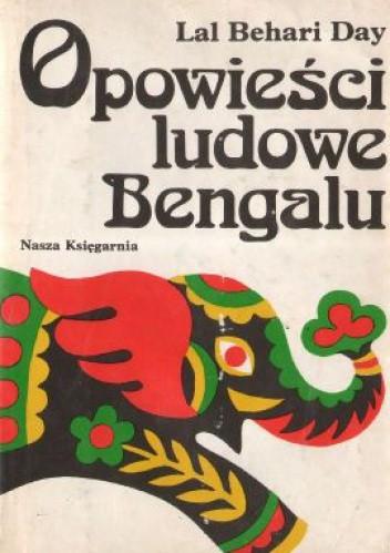 Okładka książki Opowieści ludowe Bengalu