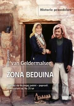 Okładka książki Żona Beduina