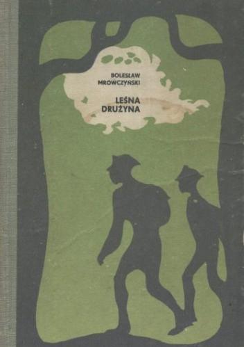 Okładka książki Leśna drużyna