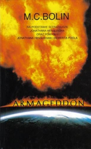 Okładka książki Armageddon