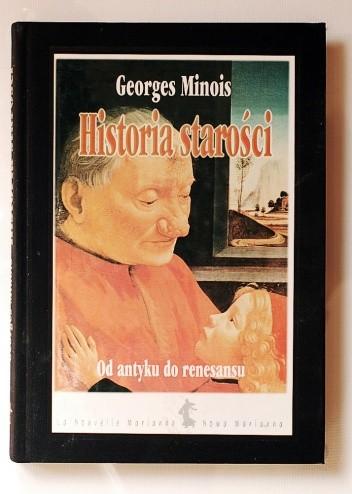 Okładka książki Historia starości: od Antyku do Renesansu