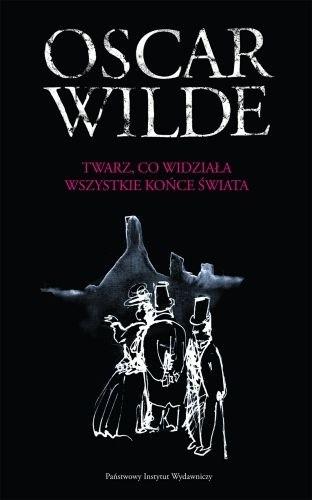 Okładka książki Twarz, co widziała wszystkie końce świata