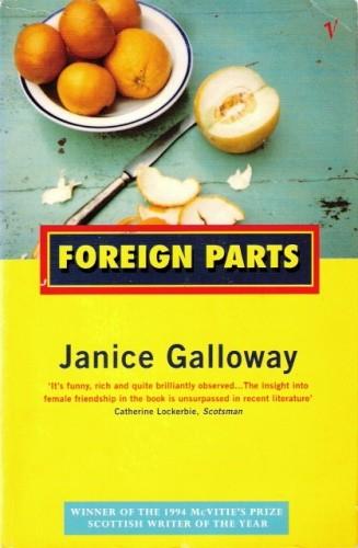 Okładka książki Foreign Parts